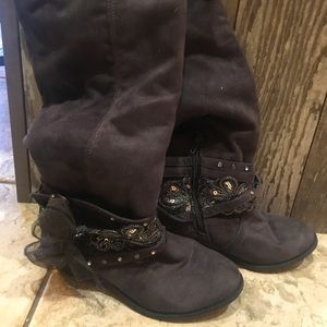 Not Rated Boots women's size 6.5 👢